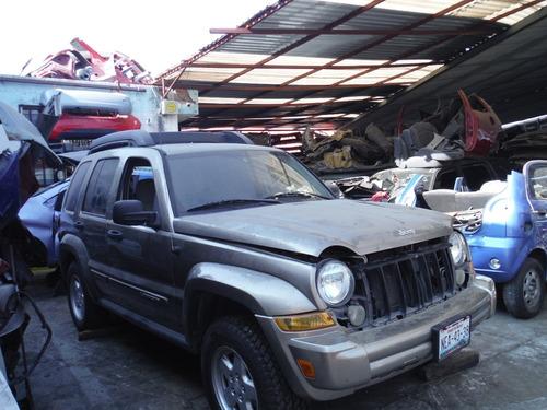 jeep liberty 2005 por partes refacciones piezas desarmo