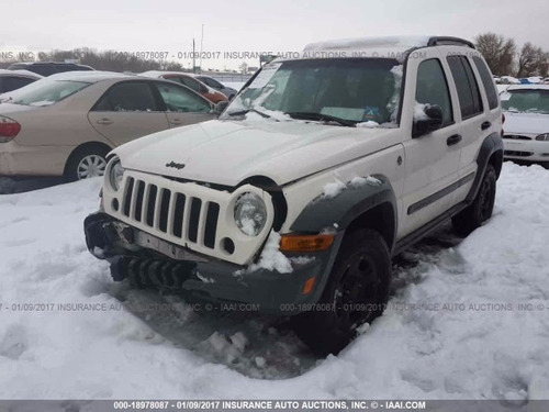 jeep liberty 2005 yonkeado para partes