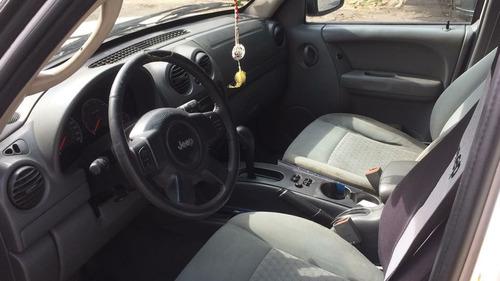 jeep liberty 2006 4x2 aut. elec.