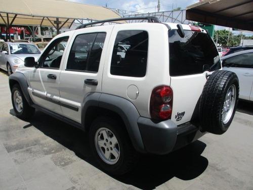 jeep liberty 2006 sport 4x2 65 aniversario