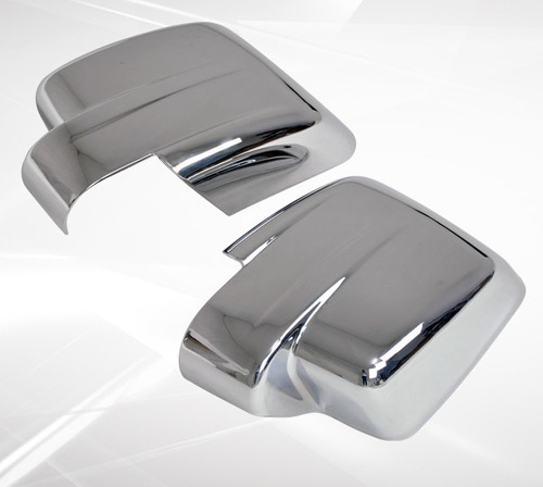 jeep liberty 2008 - 2012 cubre espejos cromados nuevos!!!