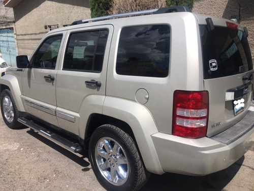 jeep liberty 2008 limited