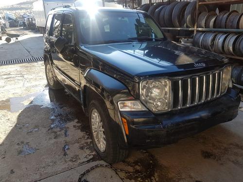 jeep liberty 2012 limited accidentado facil reparacion