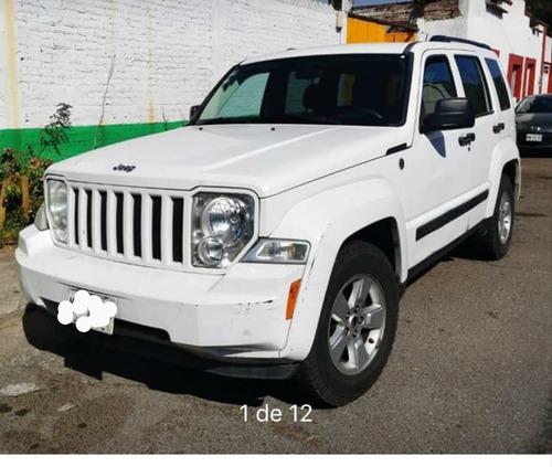 jeep liberty 3.7 sport 4x4 mt 2011