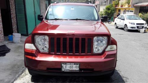 jeep liberty 4 x 2