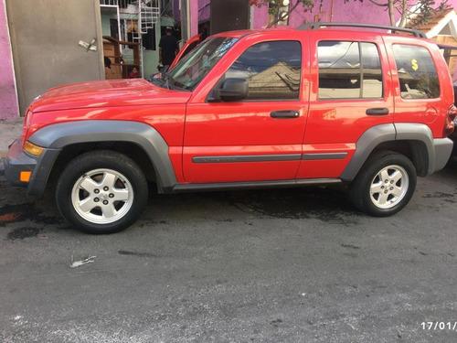 jeep liberty 4*2 2005