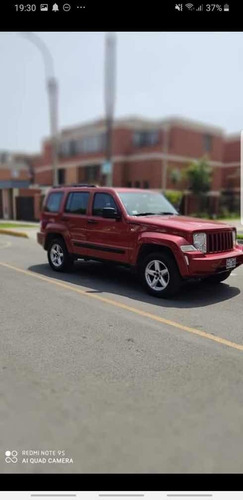 jeep liberty 4x4 nacional