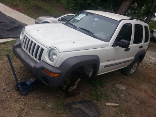 jeep liberty aut.