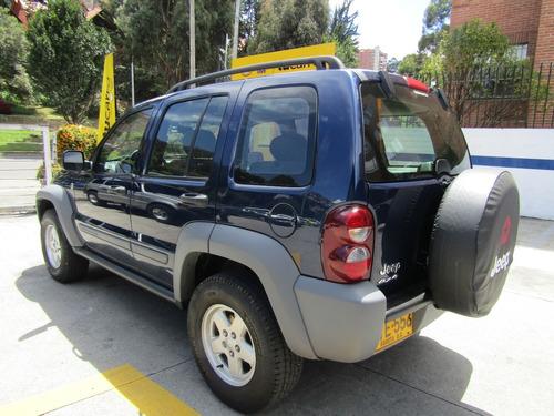 jeep liberty cherokee sport mt 3700 cc 4x4