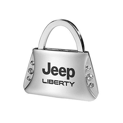 jeep liberty cristales claros monedero en forma de llavero