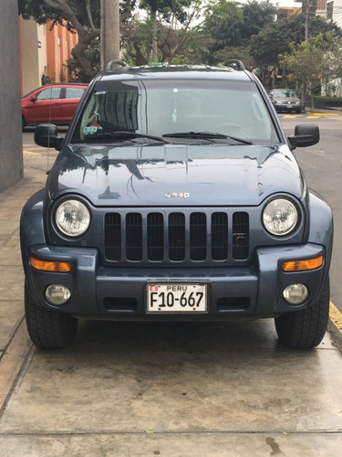 jeep liberty edicion limited