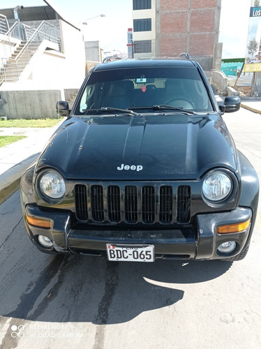 jeep liberty liberty 4x4 caja mecánica