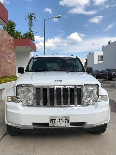jeep liberty limited piel 4x2