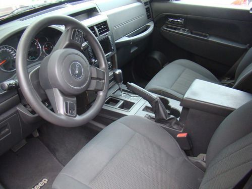 jeep liberty sport 4x2 2012 rojo cereza
