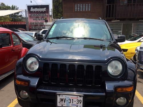 jeep liberty sport 4x2 at 2004