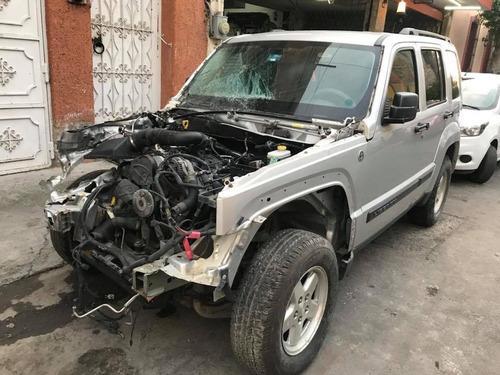 jeep liberty sport 4x4 2008 para reparar