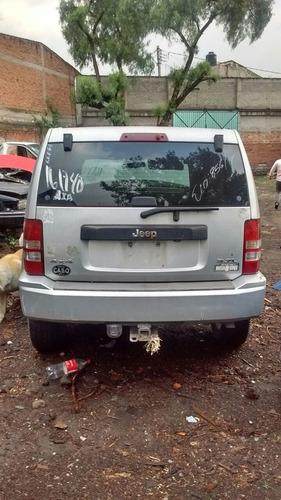 jeep liberty sport 4x4 2008 por partes.