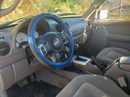 jeep liberty sport qc 4x4 at 2002