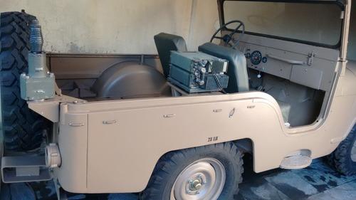 jeep m101 original  del ejercito argentino 4x4