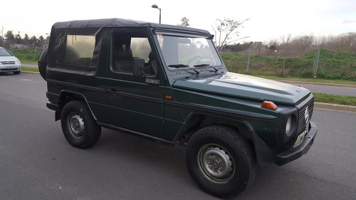 jeep mercedes benz  gd240 unico!
