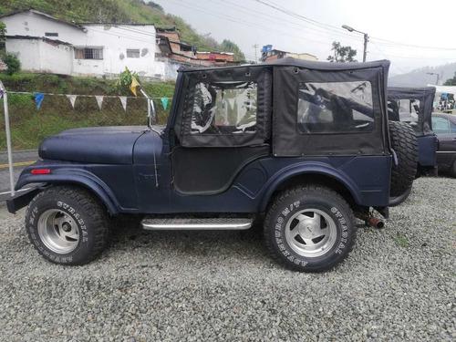 jeep modelo 1975