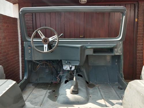 jeep modelo 70 potro