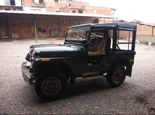 jeep modelo 73