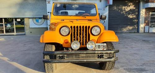jeep motor 221 4x4 excelente todo a nuevo autosfacu
