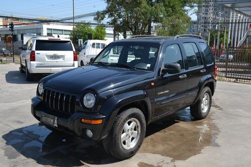 jeep new cherokee año 2005 diesel