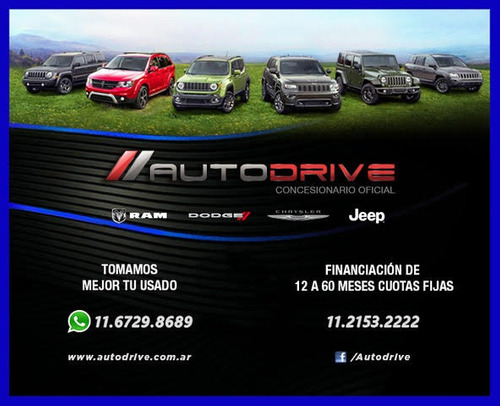 jeep new compass limited plus 2.4l at9  conc. oficial