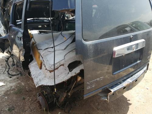 jeep nitro 2007 - 2012 por partes refacciones yonke