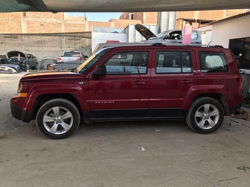 jeep otros modelos patriot limited 4x4