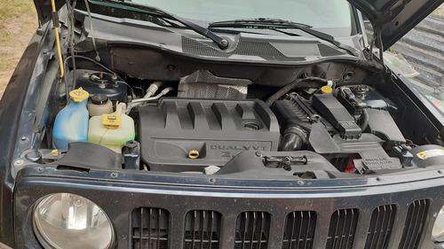 jeep patriot 2007 5 puertas estándar