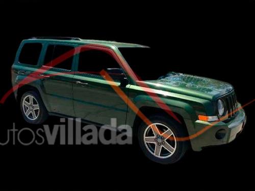 jeep patriot 2008 autopartes refacciones