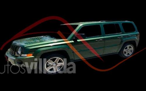 jeep patriot 2008 desarmo, por partes, deshueso