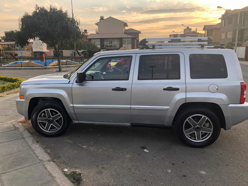 jeep patriot 2009 limited