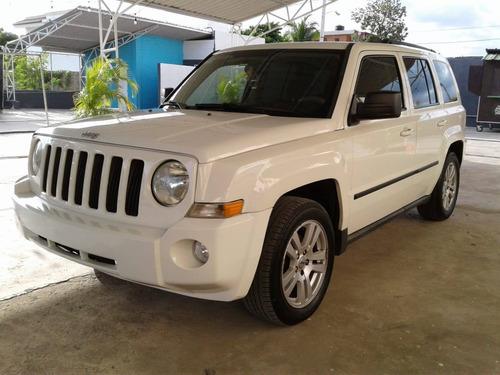 jeep patriot 2010 en perfecta condiciones