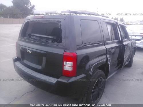 jeep patriot 2010  yonkeada  para partes