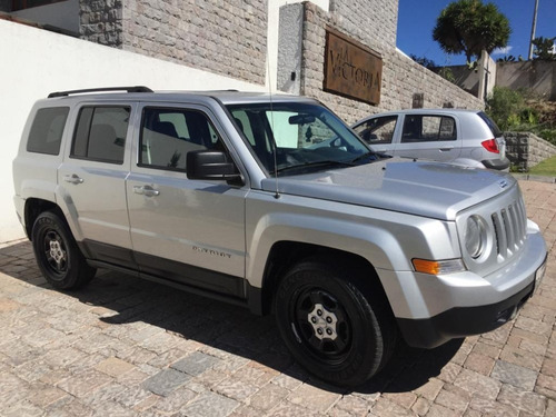 jeep patriot 2012 aire acond.