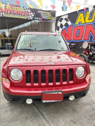 jeep patriot 2012 sport estandar