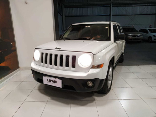 jeep  patriot  2013  2.4 sport 4x4 170cv atx