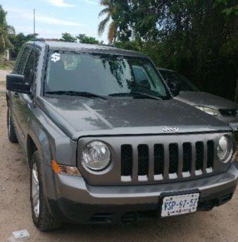 jeep patriot 2013 67 mil kilometros aire acondicionado std