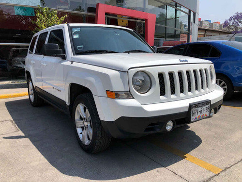 jeep patriot 2014 5p latitud l4/2.4 aut