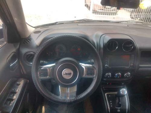 jeep patriot 2014 5p latitud l4/2.4 aut