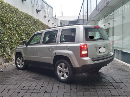 jeep patriot 2014 5p sport cvt