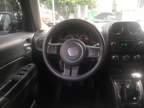 jeep patriot 2014 5p sport mtx 5vel, impecable!
