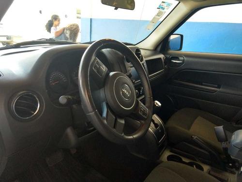jeep patriot 2015 latitud 4x2, motor 2.4l, automática, eléct