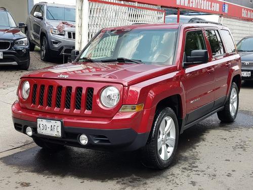 jeep patriot 2015 latitude factura original acepto auto