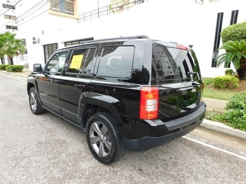 jeep patriot 2015 limited full clean sunroof piel
