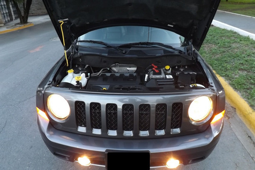 jeep patriot 2015 limited un dueño factura original